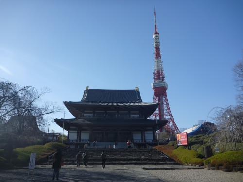 増上寺・大殿