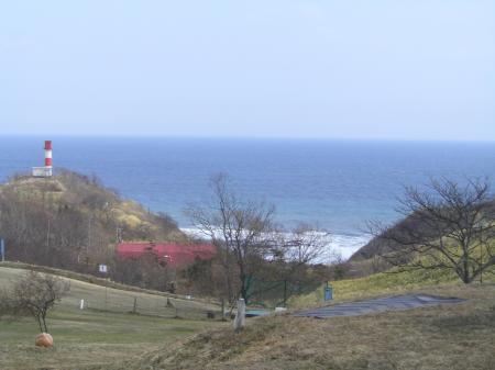 ホテルいずみ海の景色