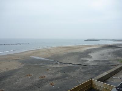 東海亭窓から見える景色2