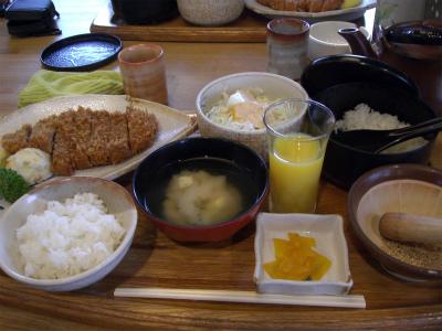 赤ひげ定食