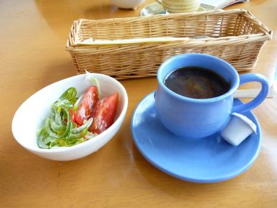 サラダ&コーヒー