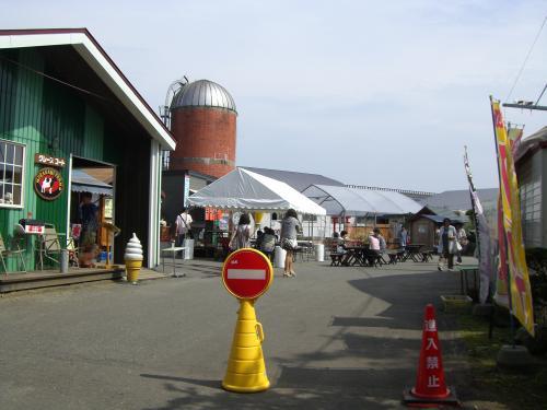 タカトシ牧場?