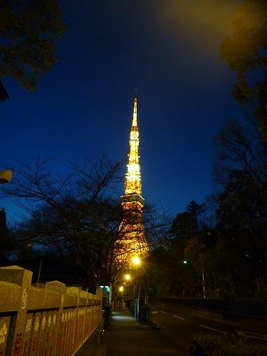 東京タワー 外観?