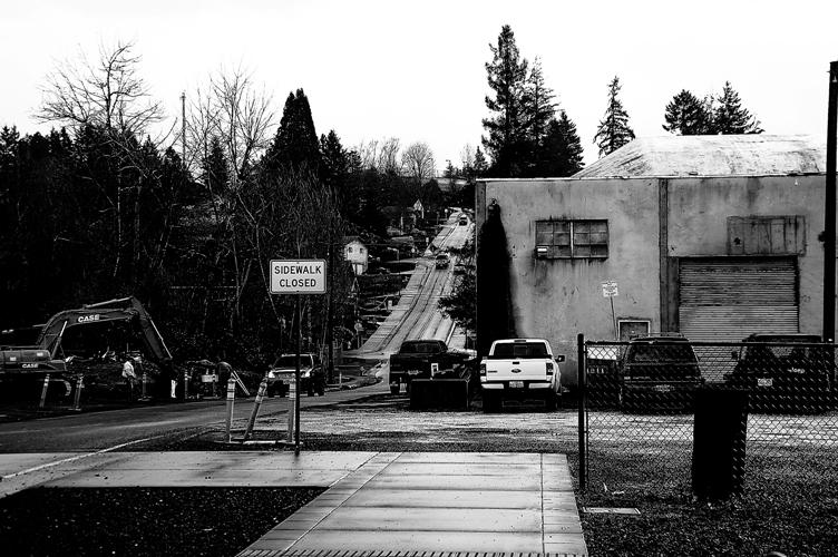 オレゴンに戻る@Sherwood6