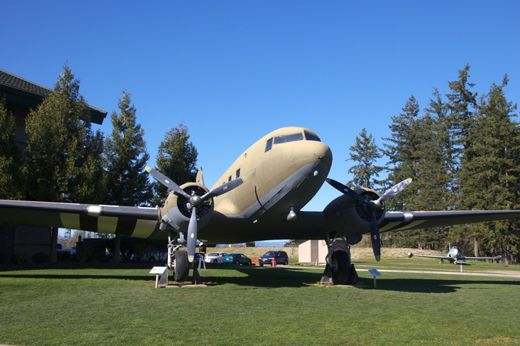 Evergreen Aviation Museum 1