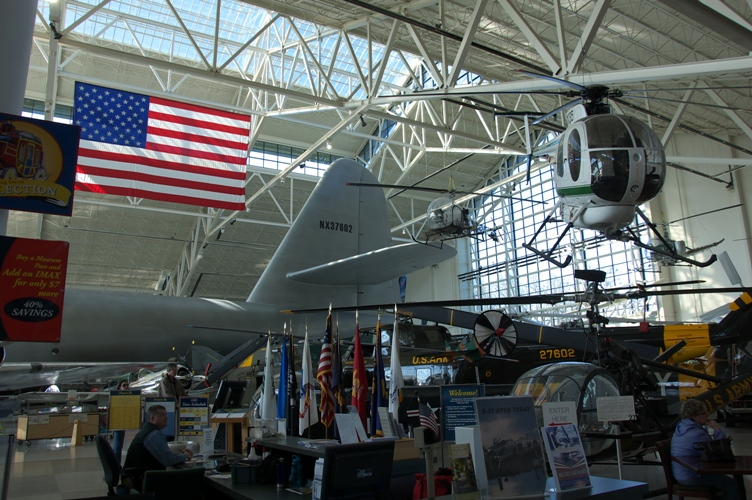 Evergreen Aviation Museum 2