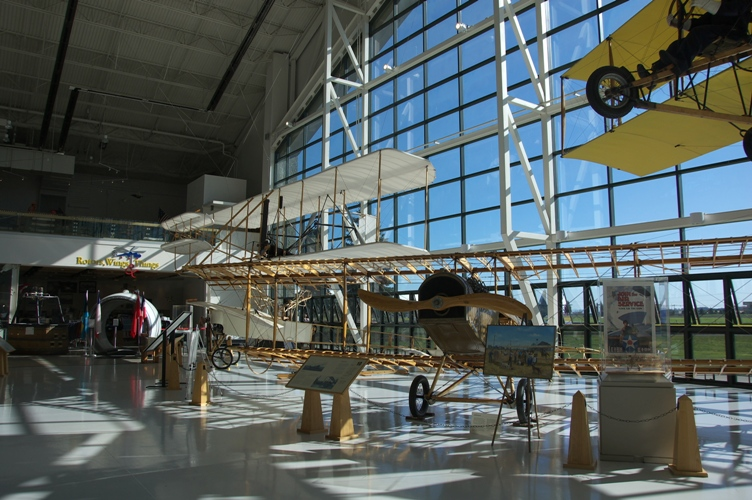 Evergreen Aviation Museum 4