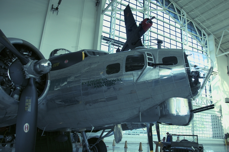 Evergreen Aviation Museum 2-2
