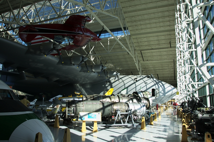 Evergreen Aviation Museum 2-3