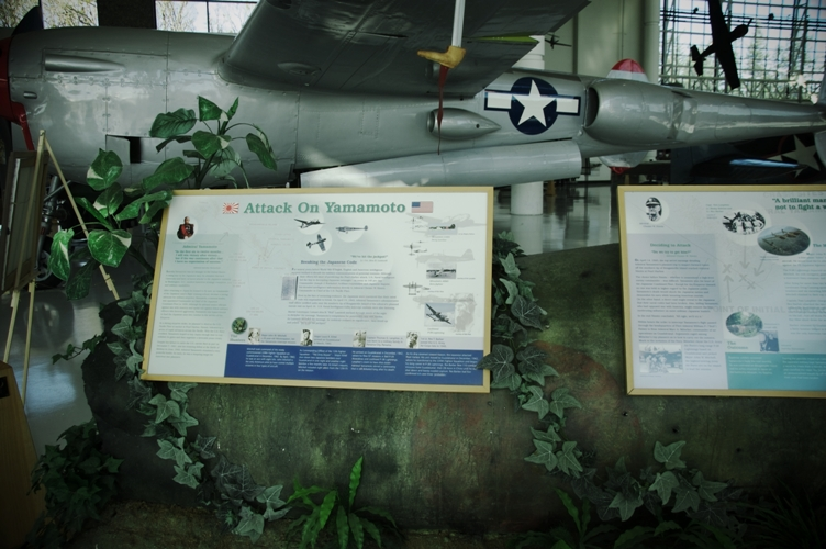 Evergreen Aviation Museum 2-6