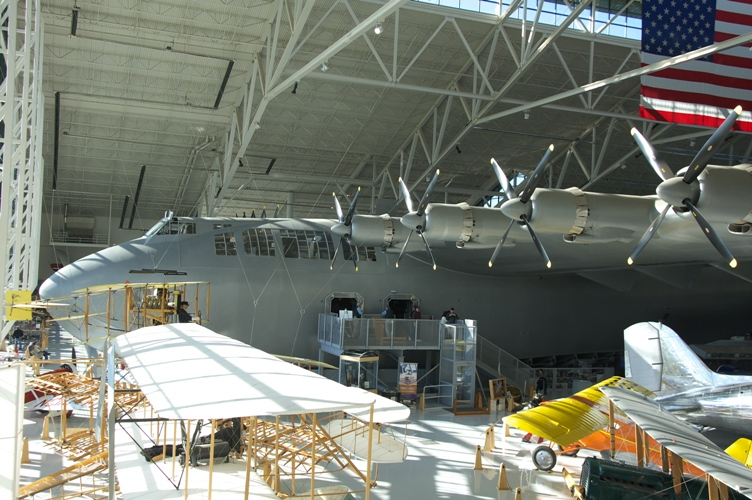 Evergreen Aviation Museum 3-3