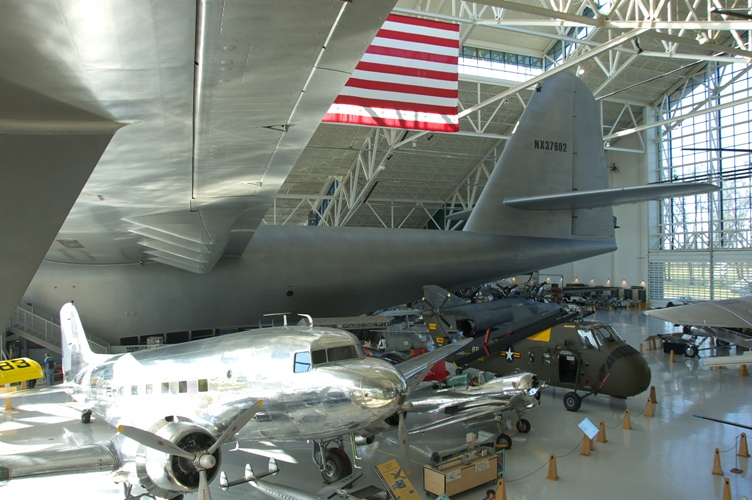 Evergreen Aviation Museum 3-4