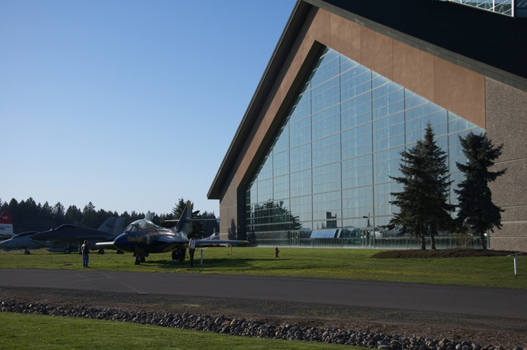 Evergreen Aviation Museum 4-3