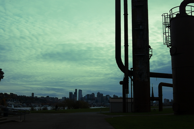 Gasworks Park @ Seattle1