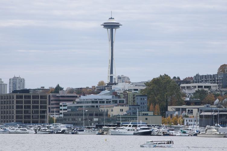 Gasworks Park @ Seattle 2-1