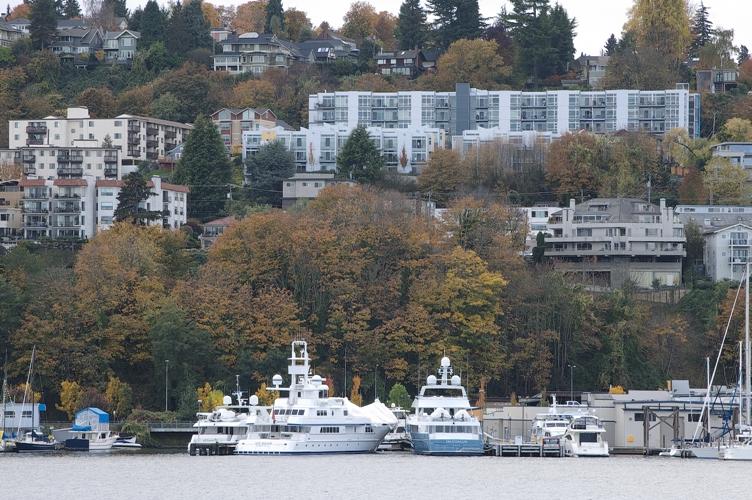 Gasworks Park @ Seattle 2-2