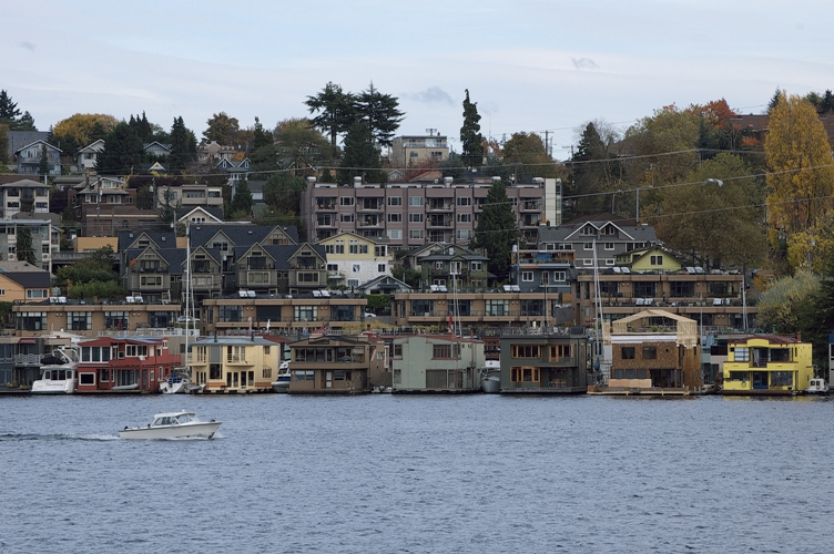 Gasworks Park @ Seattle 2-3