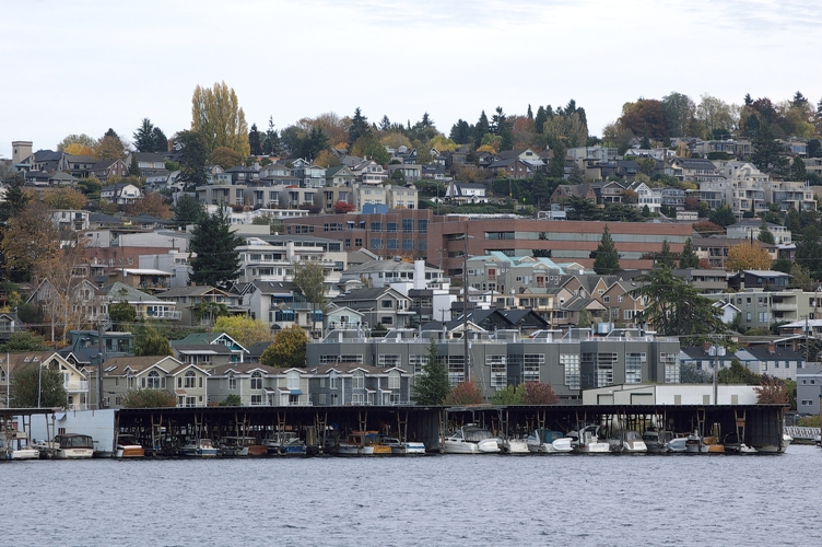 Gasworks Park @ Seattle 2-4