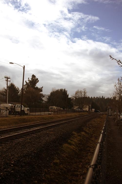 オレゴンに戻る@Sherwood3