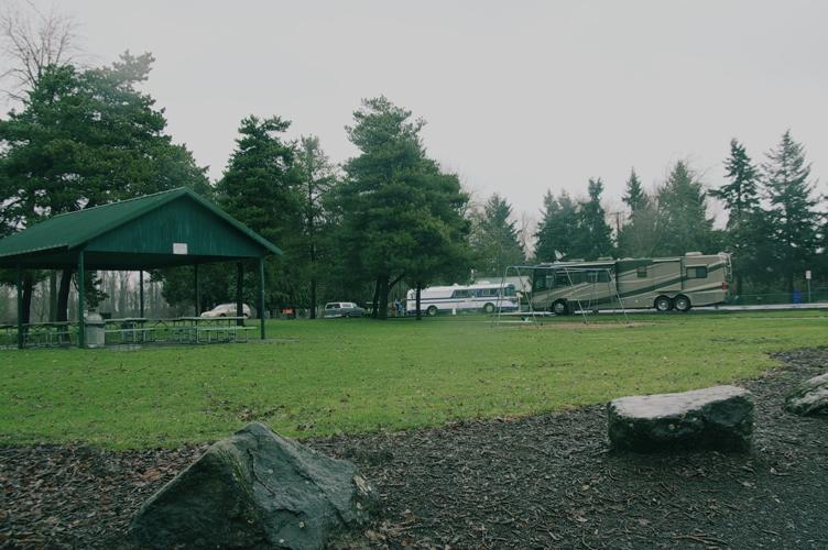 雨のオレゴン6