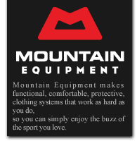 moutain equipment