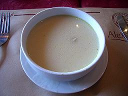 5日目昼スープ