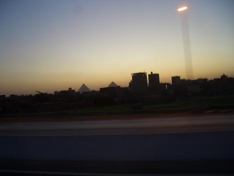 さよならエジプト