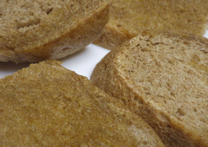 手ごねパン。