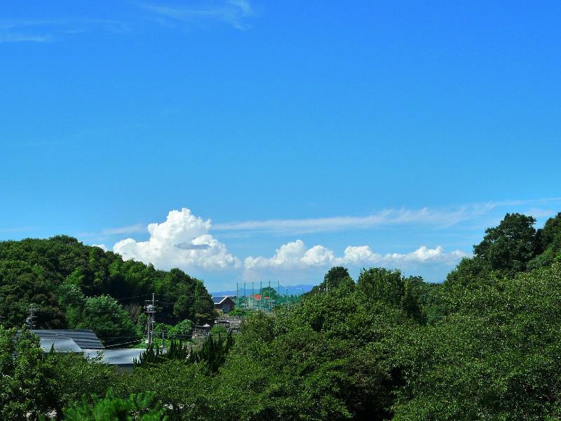 あの日に見た夏空