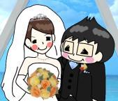自己紹介(wedding)