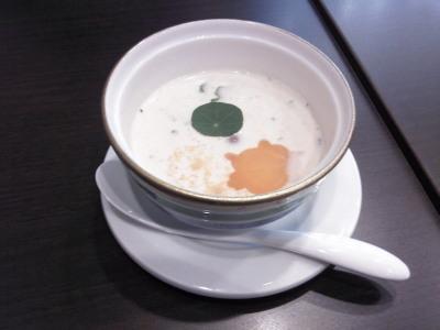籠ランチ スープ