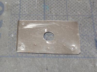 マフラー遮熱板ボルト