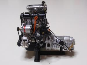 エンジン完成その3の3