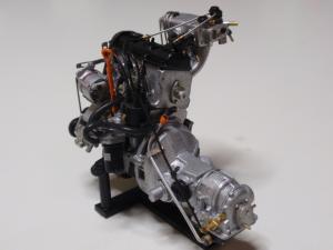 エンジン完成その3の4