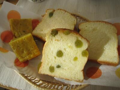 青まめパン