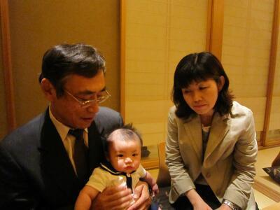惣平&両親
