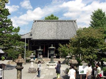 境内:穴太寺