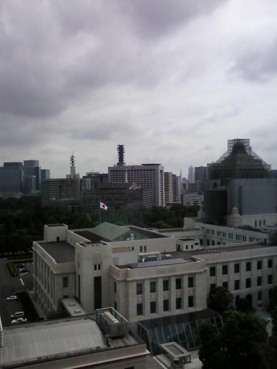 衆議院第二議員会館10階より眺望-画像-0050