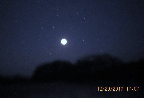 霜月の15夜