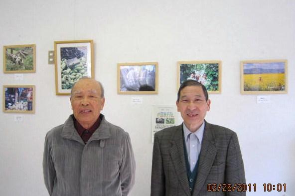 がんこ村で写真展・NO1