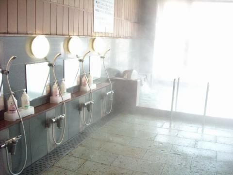 馬下温泉・浴槽