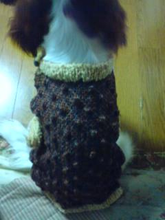 ポップコーン編み
