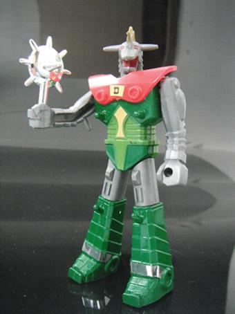 龍虎巨人ゴーカイザー タカトク 合金 ゴーカイドラゴン