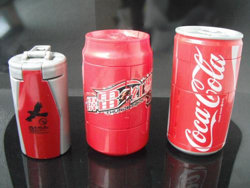 カンドロイド Coca-Cola Can Robot