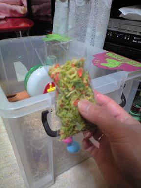もりもり野菜!?
