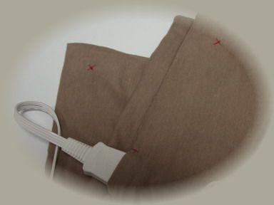 電気毛布カバー