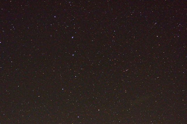 歌津の夜空1