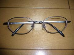 代わりのメガネ