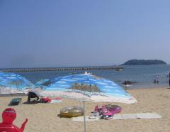 海ワイキキビーチ
