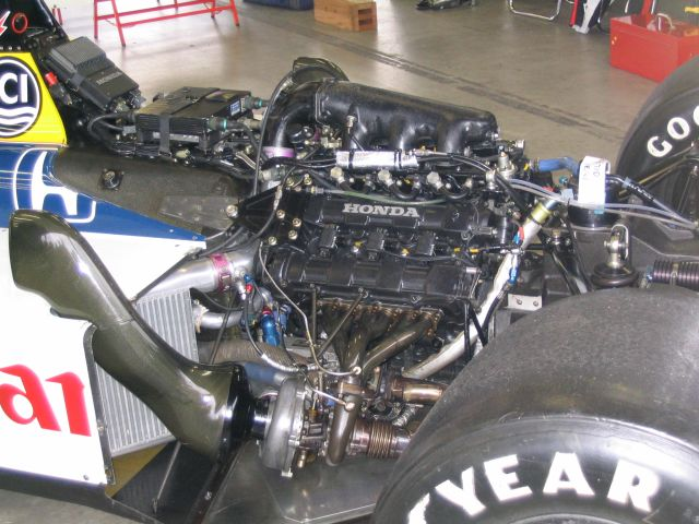 ウィリアムズホンダ FW11